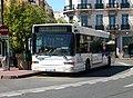 Bus azur 2012 - Heuliez 317 n°314 station.JPG