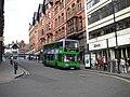 Bus on King Street, Nottingham - geograph.org.uk - 3006744.jpg