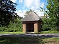 Bus shelter in Bloxworth - geograph.org.uk - 457871.jpg