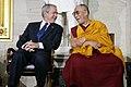 Bush - Dalai Lama (2007-10-07).jpg