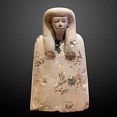 Bust of ancestor-E 10975