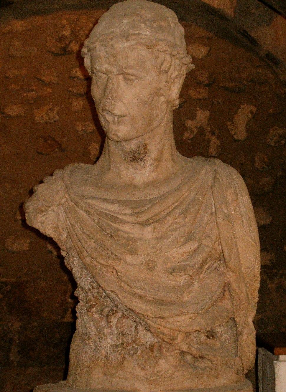 Busto di Federico II di Svevia