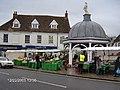 Buttercross Market , Bungay - geograph.org.uk - 94157.jpg