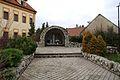 Cífer church grotto.JPG
