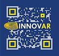"""Código QR personalizado para el Concurso Nacional """"Innovar 2014"""" organizado por el Ministerio de Ciencia, Tecnología e Innovación Productiva de la Nación Argentina..jpg"""