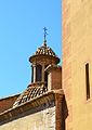 Cúpula lateral, església de la mare de Déu de la Misericòrdia de Campanar.JPG