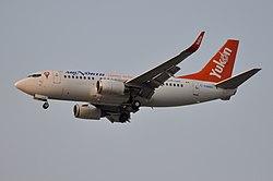 Boeing 737-500 der Air North