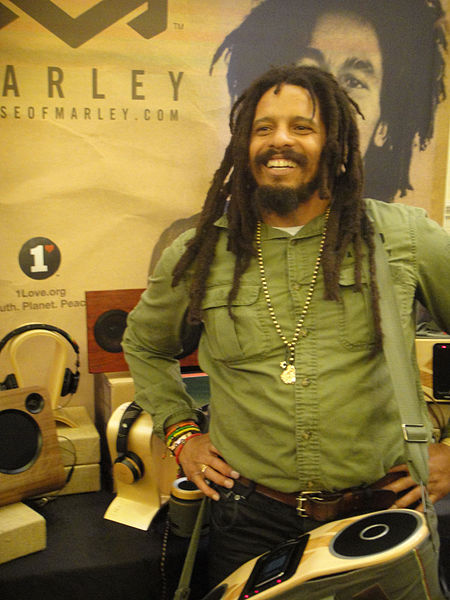 File:CES 2012 - House of Marley (Rohan Marley).jpg