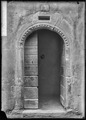CH-NB - Lutry, Portail d'une maison, vue d'ensemble - Collection Max van Berchem - EAD-7330.tif