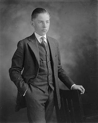 John Coolidge - Coolidge in 1924