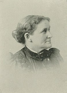 Cordelia Throop Cole American social reformer, writer, managing editor