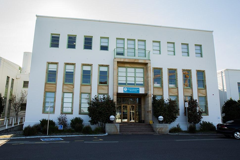 CSIRO Main Entomology Building - Central Block