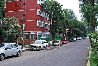 Centro Urbano Benito Juárez human settlement in Mexico
