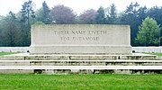 CWGC - Stone of Remembrance