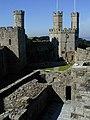 Caernarfon Castle - geograph.org.uk - 436970.jpg