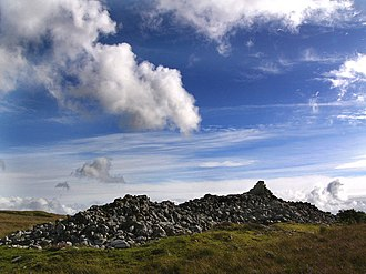 New Luce - Image: Cairn na Gath geograph.org.uk 543906