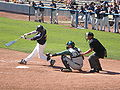 Cal batting at Oregon at Cal 4-18-09 2.JPG