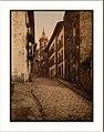 Calle Mayor Fuenterrabía Spain.jpg