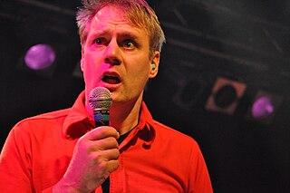 Calvin Johnson (musician) American musician