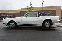 Chevrolet Camaro (первое поколение)