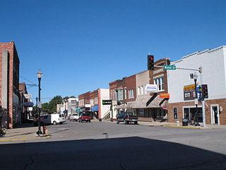 Cameron, Missouri City in Missouri, United States