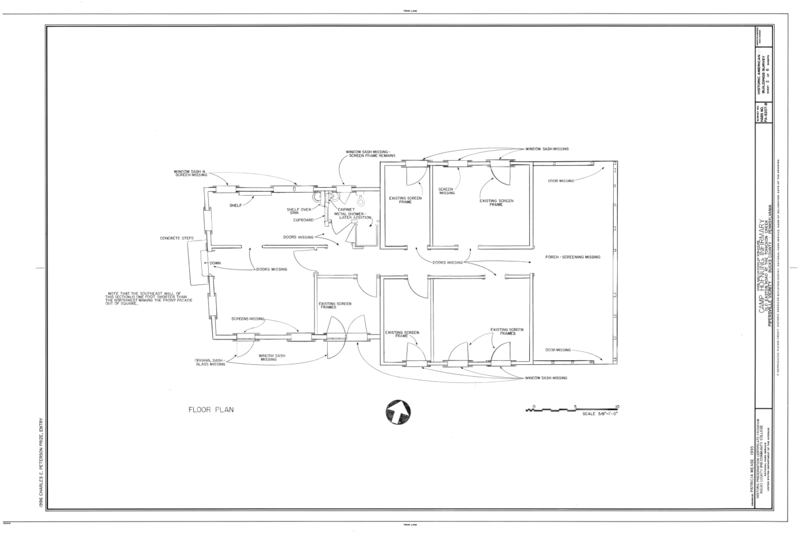 file c hofnung infirmary old easton road at tohickon creek Bathroom Plumbing Diagram file c hofnung infirmary old easton road at tohickon creek pipersville bucks county pa habs pa 9 piperv v 1b sheet 2 of 6
