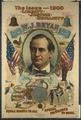 Campaign poster for William J. Bryan, 1900.tif