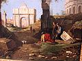 Canaletto, capriccio architettonico con rovine ed edifici classici, 1756 ca. 02.JPG