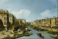 Canaletto - The Grand Canal near the Rialto Bridge, Venice - Google Art Project.jpg