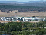 Canberra Airport Terminal buildings March 2013.jpg