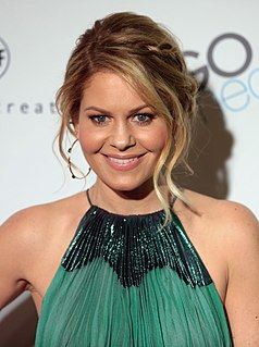 Candace Cameron Bure American actress, producer, author, and talk show panelist