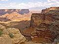 Canyon Lands, Shafer Trail Road - panoramio.jpg