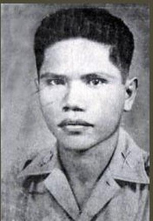Raid at Cabanatuan - Capt. Juan Pajota