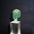 Cap de l'emperadriu Lívia, Mediterrània oriental, Nimfea, després de l'any 42 dC, vidre transparent color aiguamarina.JPG