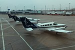 Cape Air N2611X Cessna 402 (40774767422).jpg