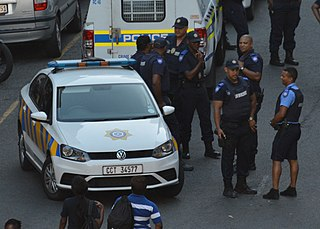 Municipal Police (South Africa) Separate police forces maintained by some municipalities in South Africa