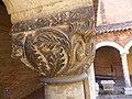 Capitello Chiesetta San Romano Ferrara 03.JPG