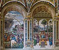 Cappella Piccolomini partenza Basilea Pinturicchio Siena.jpg