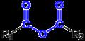 Carbonzuuranhydride algemene structuur.png