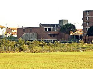 Italiano: carcere di Prato English: Prato prison