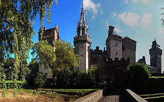Work of William Burges at Cardiff Castle
