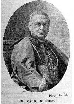 Auguste-René-Marie Dubourg - Auguste-René-Marie Dubourg.