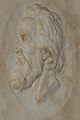 Carl Claus (Nr. 42) Basrelief in the Arkadenhof, University of Vienna-2129.jpg