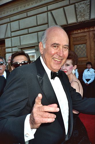 Carl Reiner - Reiner at the 41st Emmy Awards on September 17, 1989