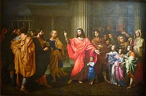 Jean-Guillaume Carlier - Image: Carlier Christ
