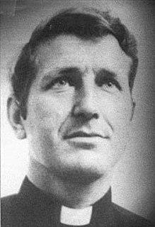 Argentine priest and activist