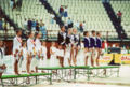 Carmen Acedo, Mónica Ferrández y Carolina Pascual 1991 Atenas.PNG