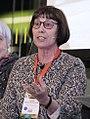 Carmen Magallón Portolés en la mesa sobre Violencia de Género.jpg