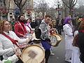 Carnaval des Femmes 2015 - P1360719 - Place du Châtelet (Paris).JPG
