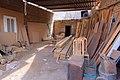Carpentry workshop. Iran. Qom city کارگاه نجاری برادران حاج محمدی. ایران، قم 07.jpg